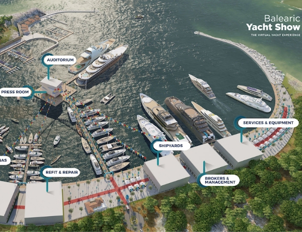 Balearic Yacht Show Virtual Brokerage Event 2020