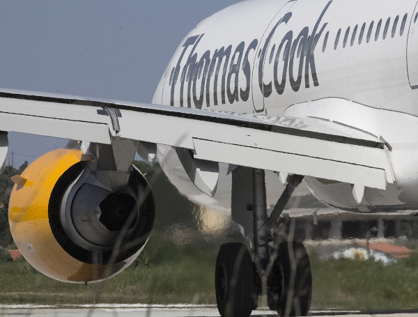 Quiebra Thomas Cook